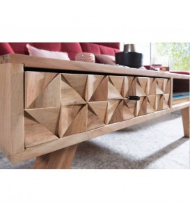 TIMBER - Sofabord - 95 cm