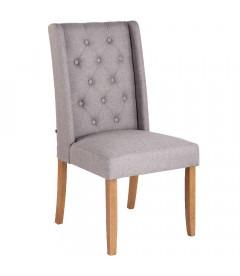 Malene - lys - Spisebord stol