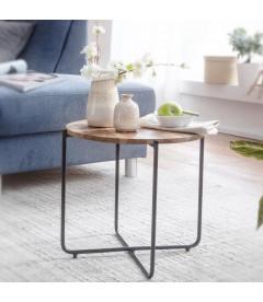 SIMPLI  small - sofabord - Ø42,5 cm