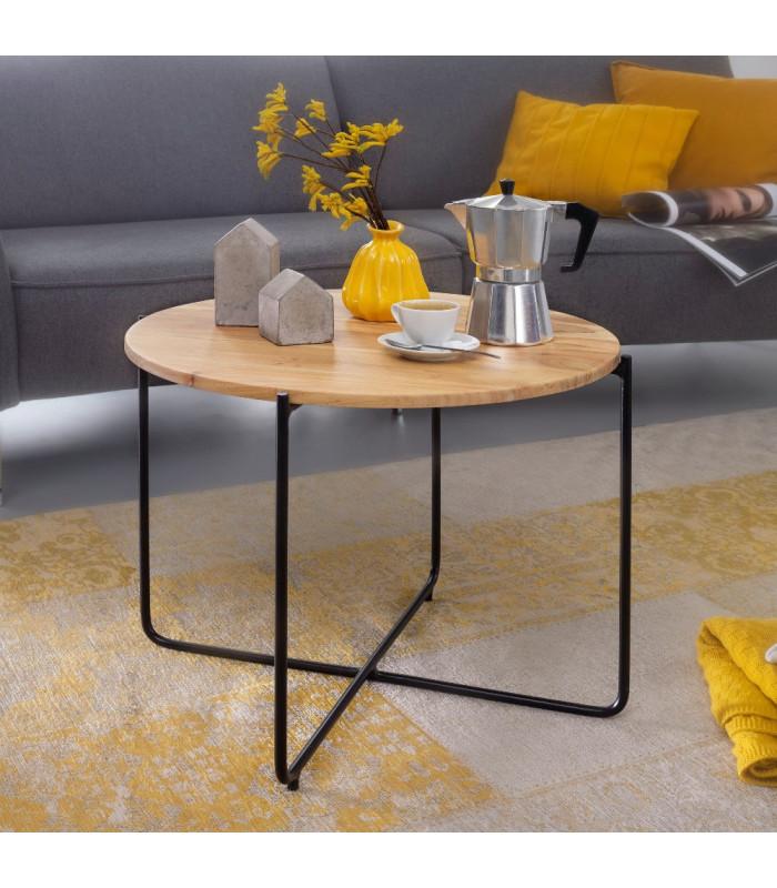 SIMPLI - sofabord - Ø59 cm
