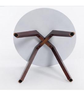 ERIK Cappuccino - Sofabord - Ø60 cm