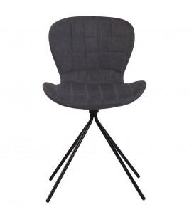 CLARA - Spisebord stol - grå