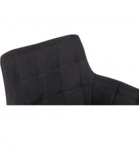 LIJF - Spisebord stol - Sort