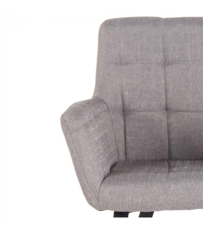 LIJF - Spisebord stol - lysegrå