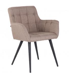 LIJF - Spisebord stol - taupe