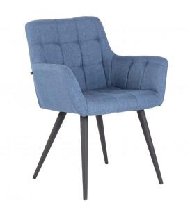 LIJF - Spisebord stol - blå