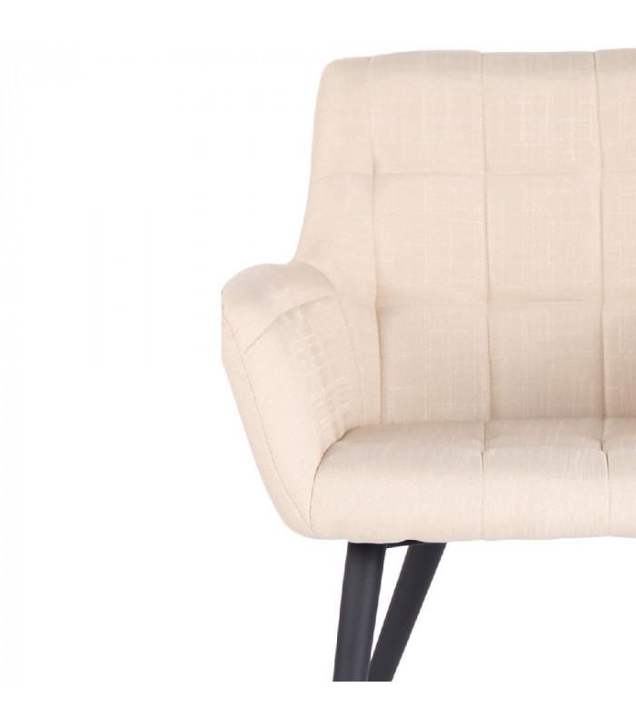 LIJF - Spisebord stol - creme