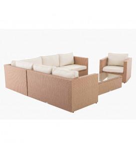 TABERA - Luksus have loungesæt