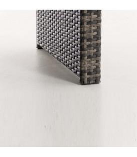 MINERA - Havesofa sæt - grå
