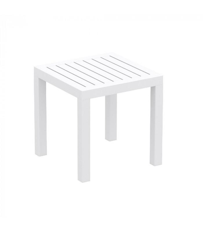 CEAN - Havebord - 45 cm - hvid