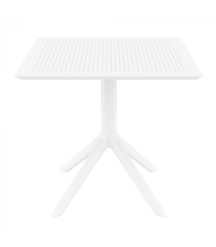 CIELO - Havebord - 80 cm - hvid