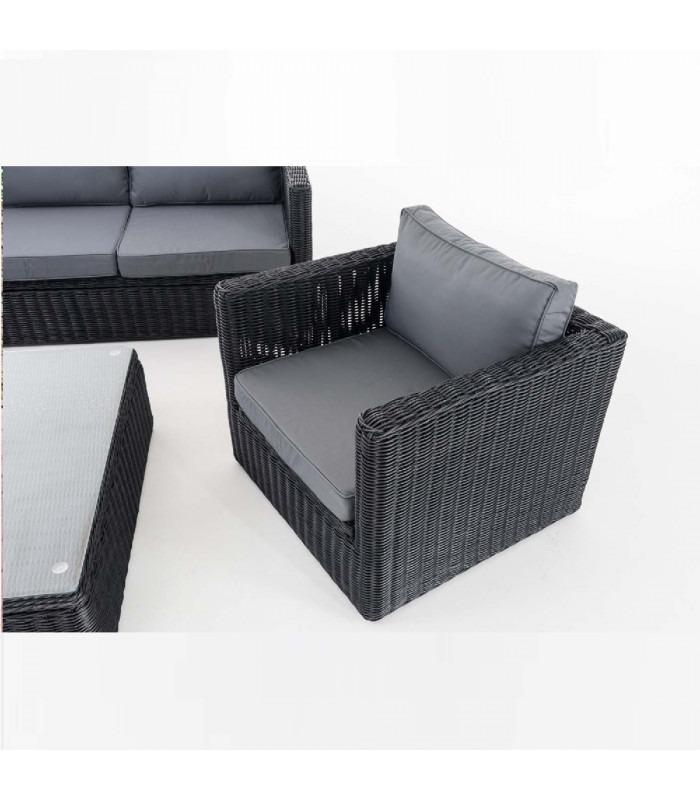 Tibera - grå