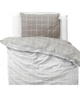 BLOK Royal - Taupe - sengesæt
