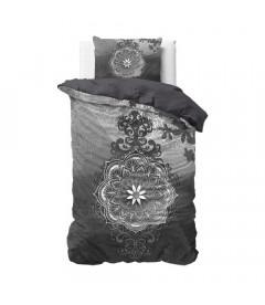 TALOR Grey - Bomuld - sengesæt
