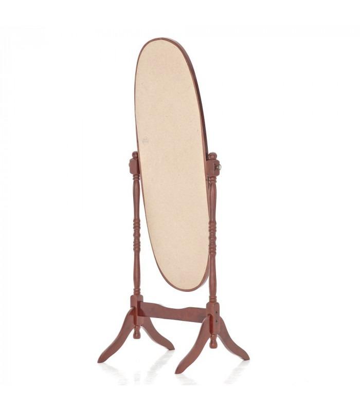 ORA - Gulv spejl - brun