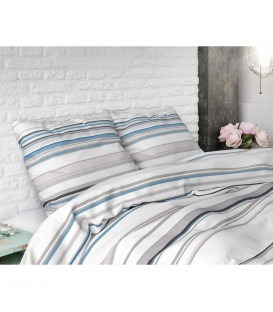 BINNY WHITE - Blandings bomuld - sengesæt