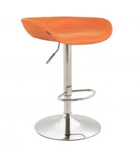 BOWCHE - Barstol - stof orange