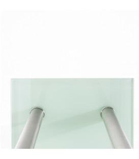 GLASSIO - Brændestativ - Glas