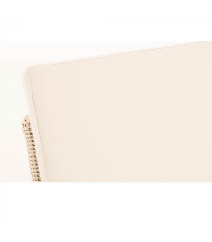 NONA White - Luksus 2 pers. havesofa -