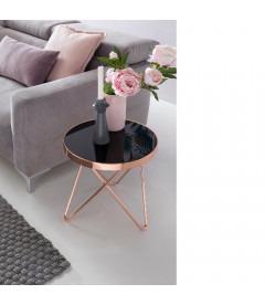 RIVA Copper - Sidebord - Ø 42 cm