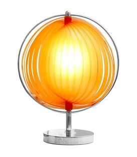 Nina Small - Orange - Bordlampe