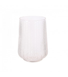 Carly - Vase - hvid