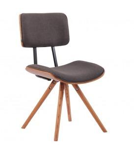 Dani Valnød - Designer stol - stof