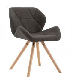 Swift - Designer stol - egtræ/rund