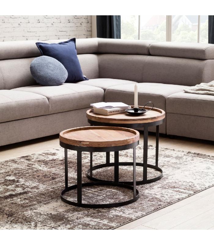 Akazie - sofabord