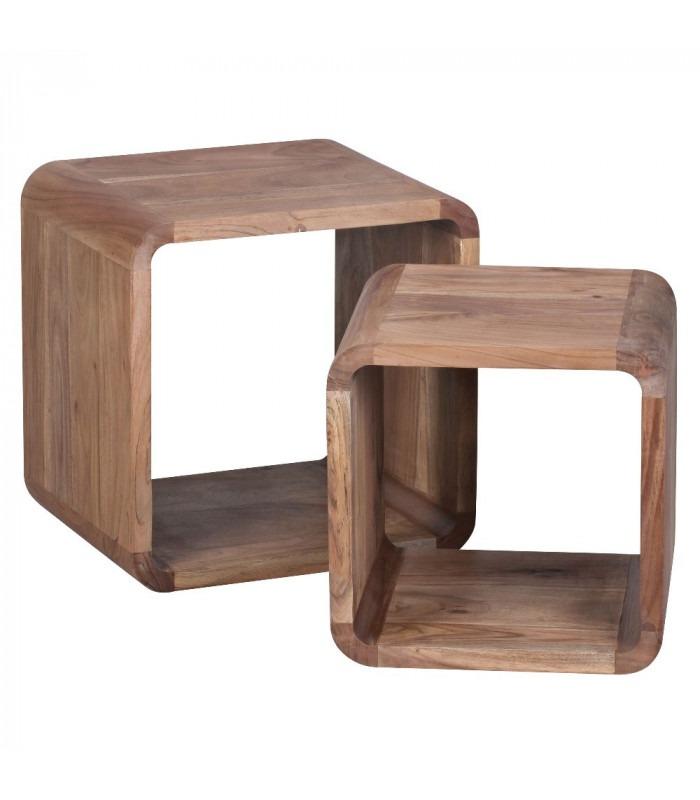 Cube - Akashia træ