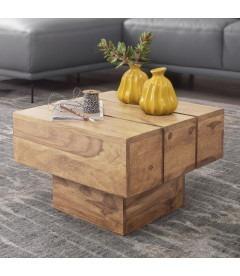 SARA - Acacia træ - sofabord