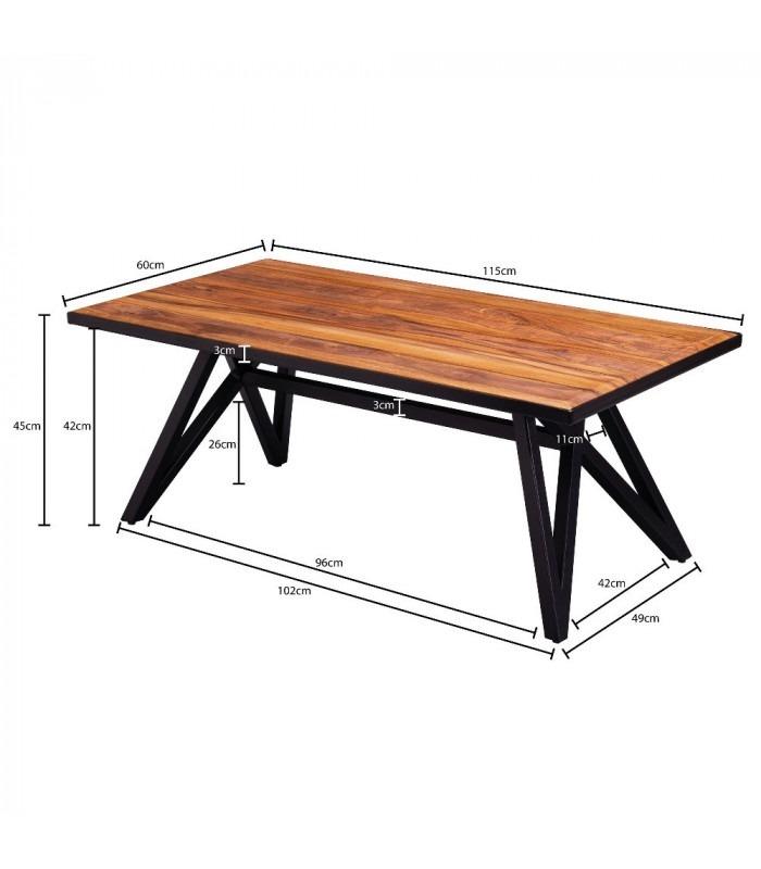 Plank - Sofabord